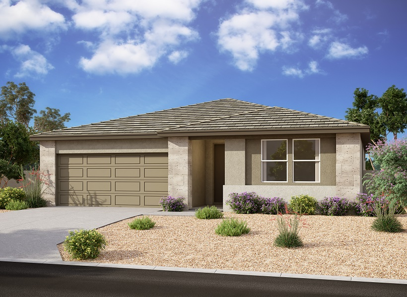 The Oasis 40 1953 New Home Plan In Phoenix By Ashton Woods