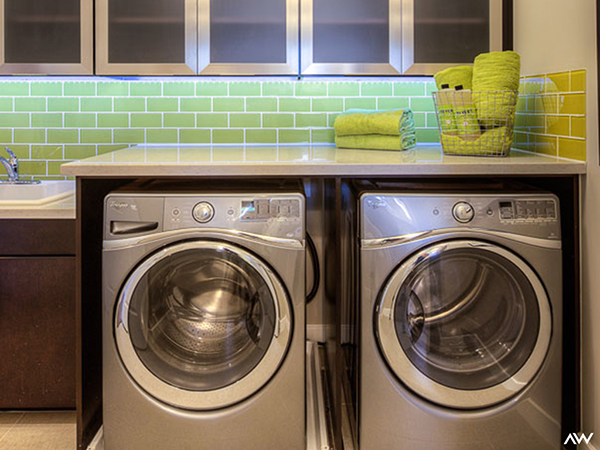 Fully Loaded: Not Your Average Laundry Room