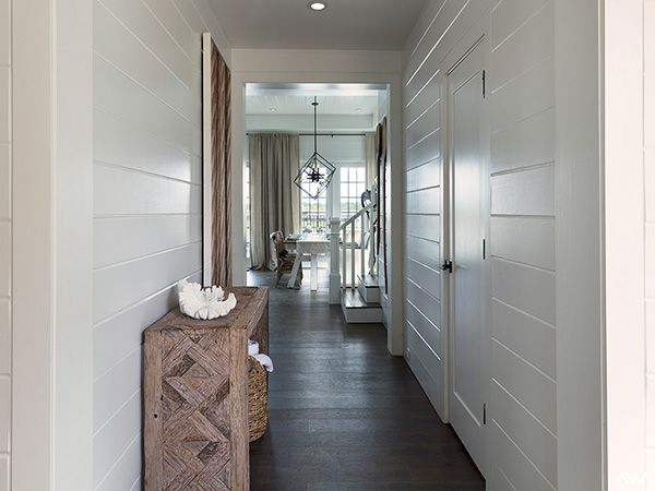Unexpected Design Inspiration: Hallways
