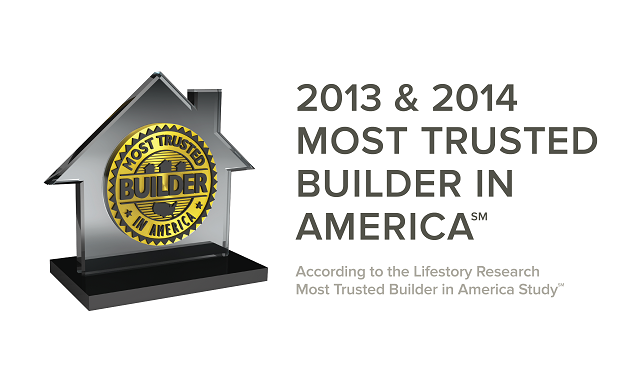 Ashton Woods Homes Named #1 Most Trusted Builder  in America for Second Consecutive Year