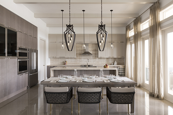 2017 Home Design Trends: Mixed Metals