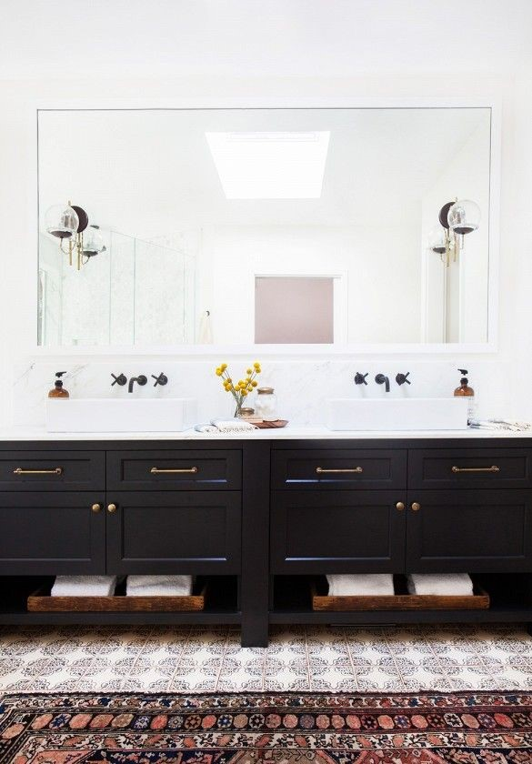 Bathroom Vanities, Storage and Lighting