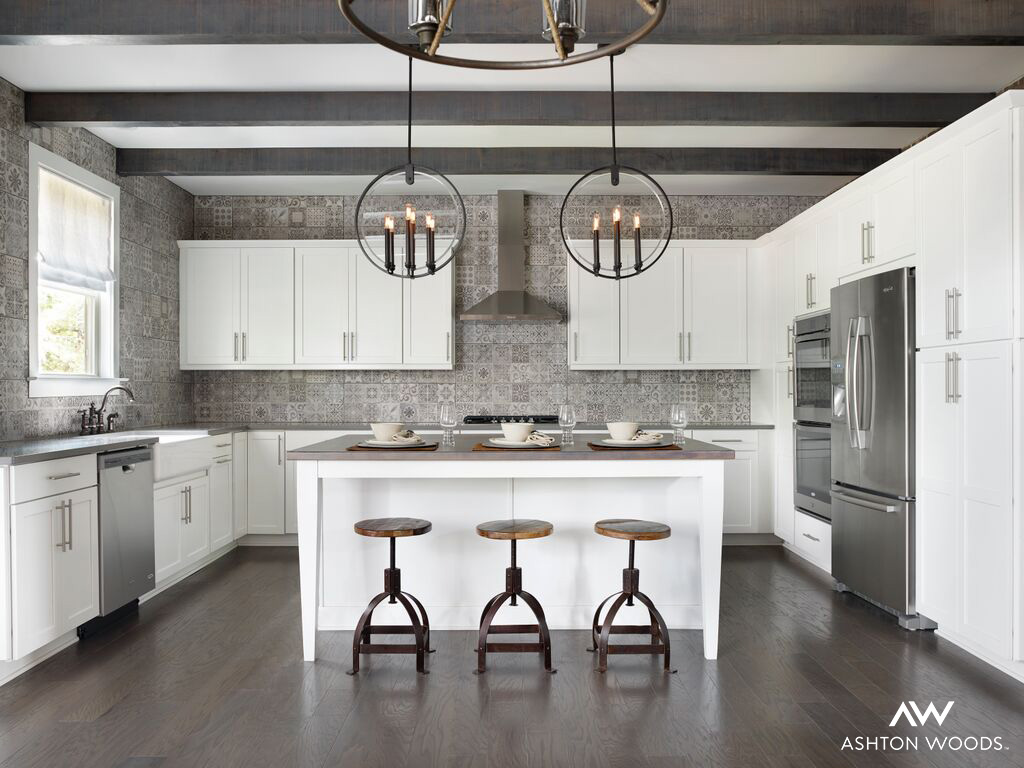Culinary Dream Designs Ideal Kitchens For The Home Chef Ashton Woods