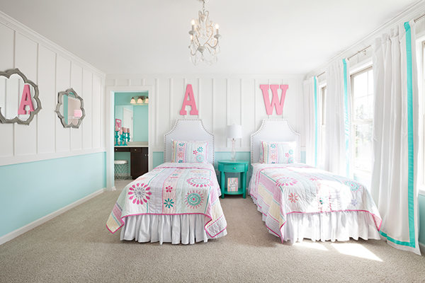 Atlanta kids bedroom