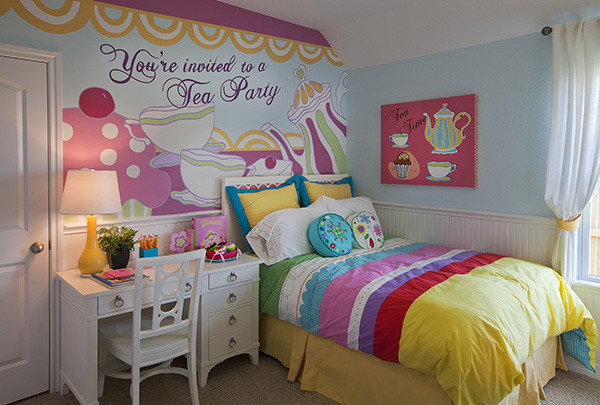 Houston kids bedroom