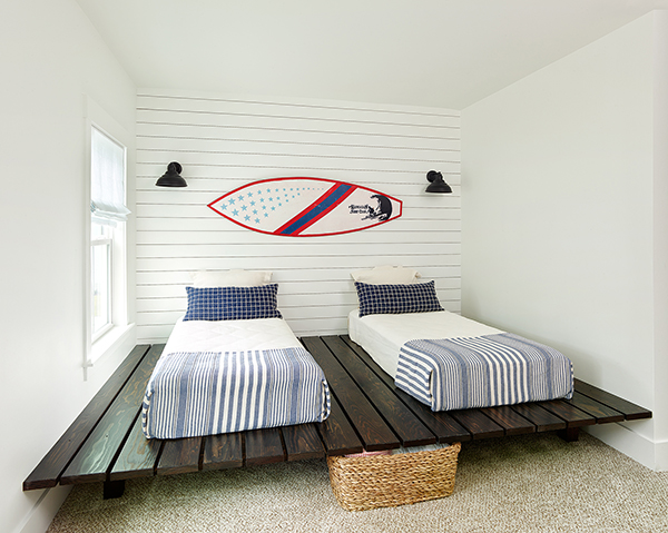 shiplap kids bedroom Charleston