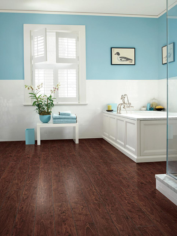 Now Laminates Can Replicate The Same Hardwood Floor Your Neighbor Has But At A Much Lower Price Hgtv