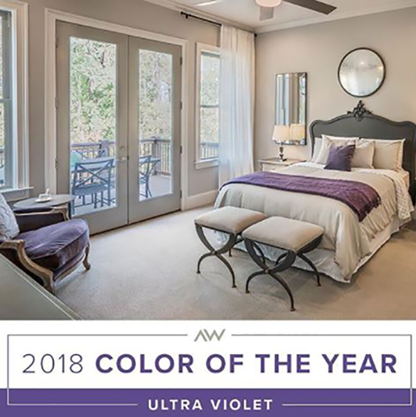 Ashton Woods Color of the Year