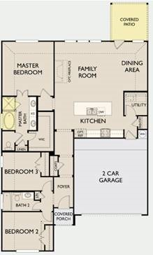 Montgomery,  - First Floor Options