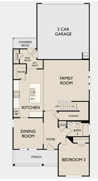 Blue Jay,  - First Floor Options