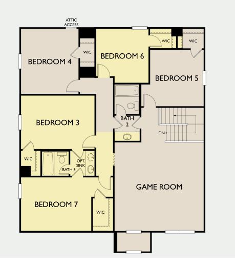 Portsmouth,  - Second Floor Options