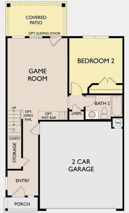 Victoria,  - First Floor Options