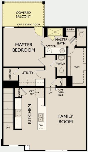 Victoria,  - Second Floor Options