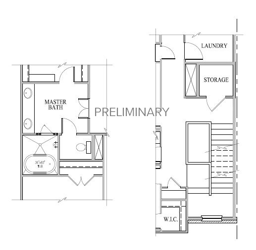 Alton,  - Third Floor Options