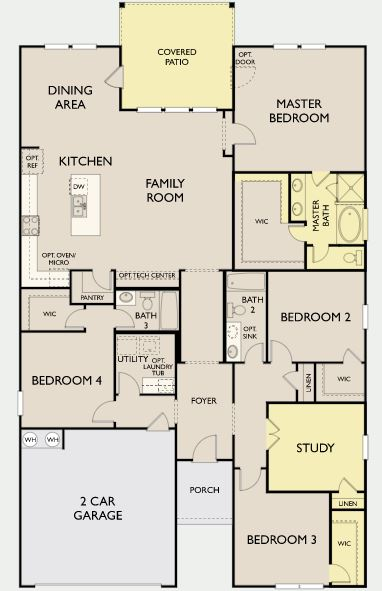 Harris,  - First Floor Options