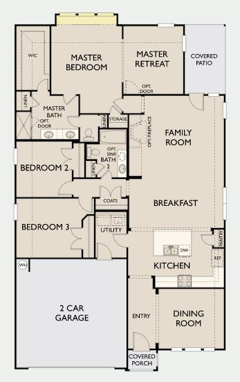 Medina,  - First Floor Options