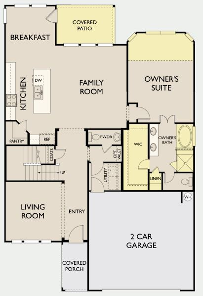 Coleman,  - First Floor Options