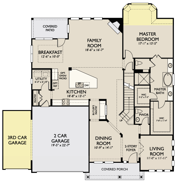 Bethany,  - First Floor