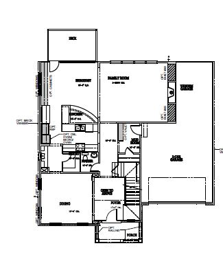 The Bartley at Kildaire Crossing, Cary - First Floor