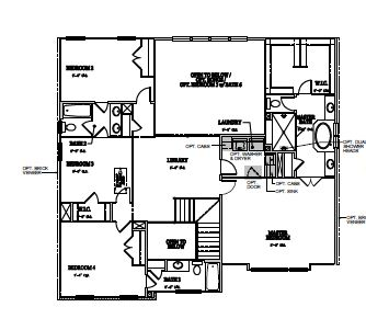 The Bartley at Kildaire Crossing, Cary - Second Floor