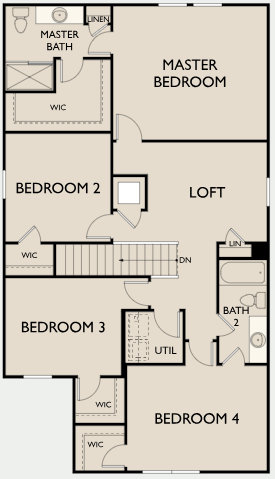Discovery,  - Second Floor Options