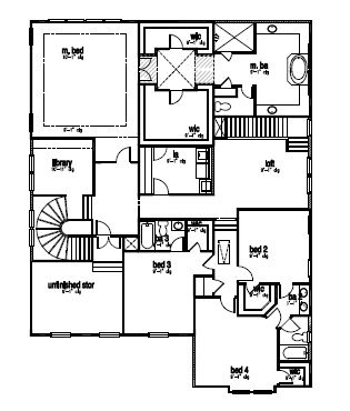 The Greenwood at Braemore, Cary - Second Floor
