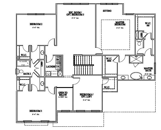 The Hanover at Amberly Estates, Cary - Second Floor