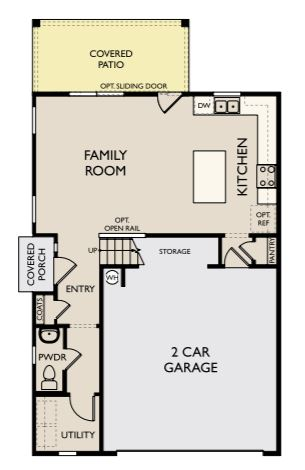 Richmond,  - First Floor Options