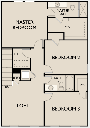 Voyager,  - Second Floor Options