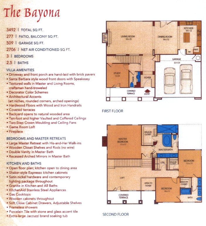 Bayona,  - First Floor