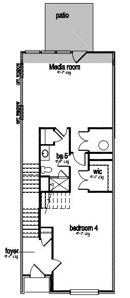 The Hayes,  - First Floor Options