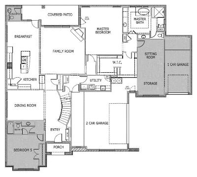 Hyde,  - First Floor Options