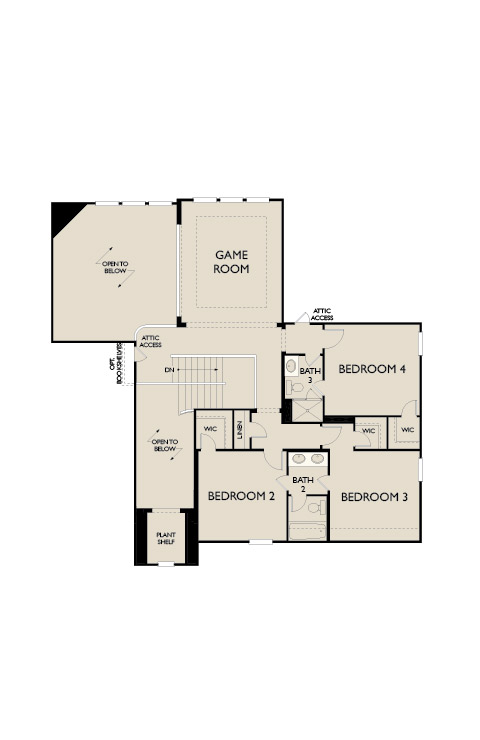 Richmond, Frisco - Second Floor