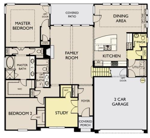 Santa Maria,  - First Floor Options