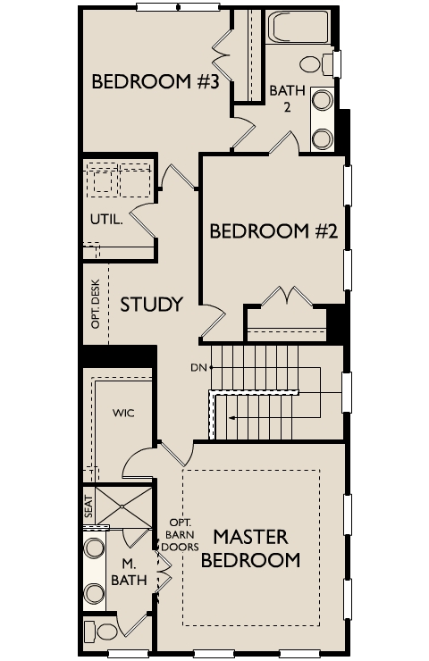The Thornton,  - Third Floor Options