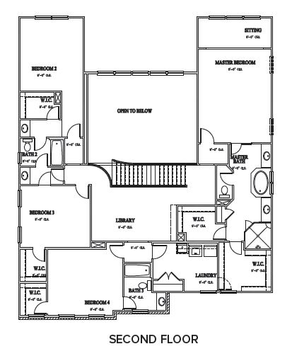 The Berkshire at Braemore, Cary - Second Floor