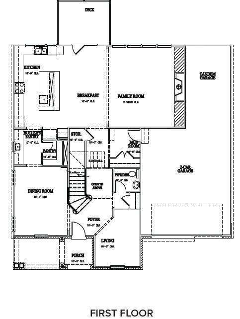 The Wentworth New Home Plan In Raleigh By Ashton Woods