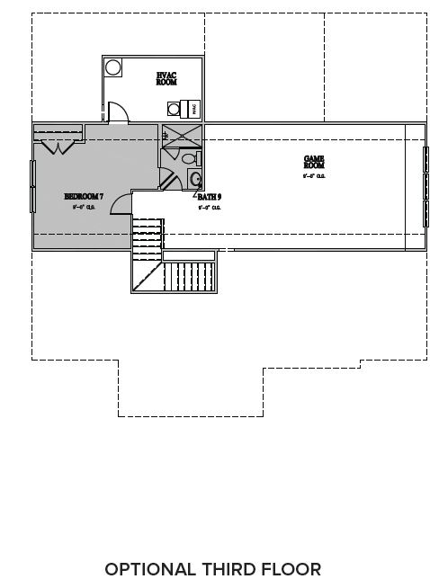 The Wentworth,  - Third Floor Options