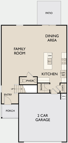 Discovery,  - First Floor Options