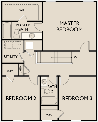 Endeavour,  - Second Floor Options