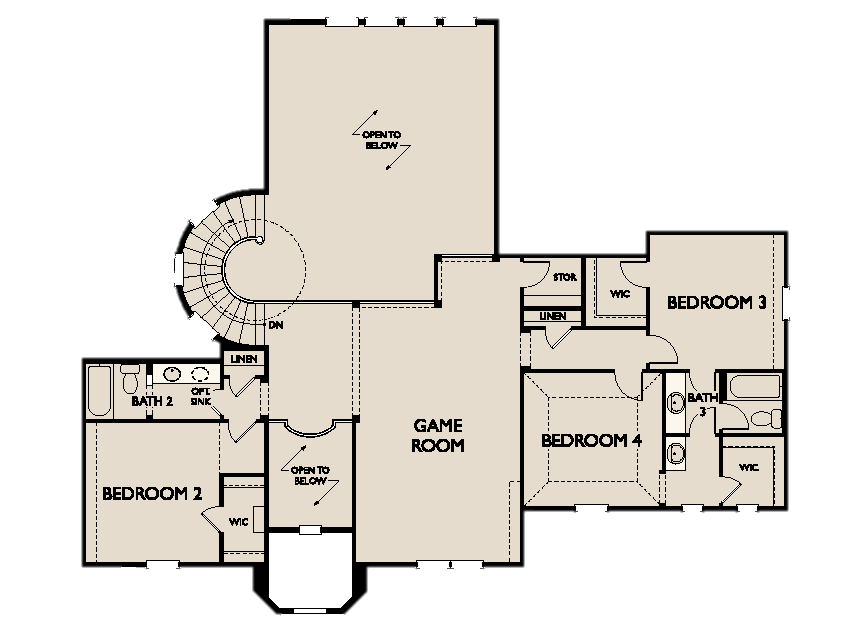 Eldorado, League City - Second Floor