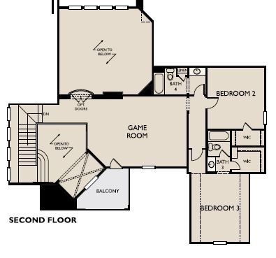Rosario, Woodlands - Second Floor