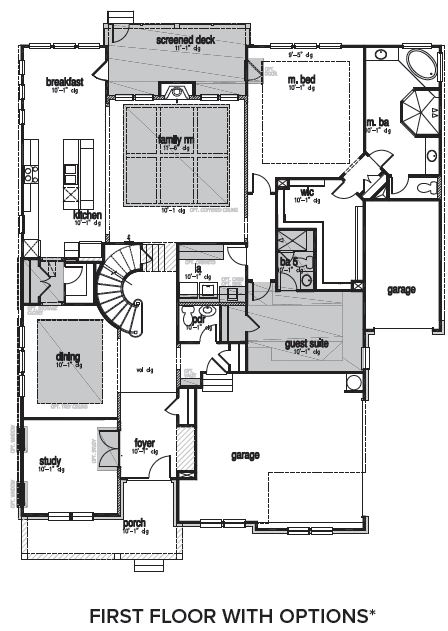 crown communities jefferson floor plans modern home