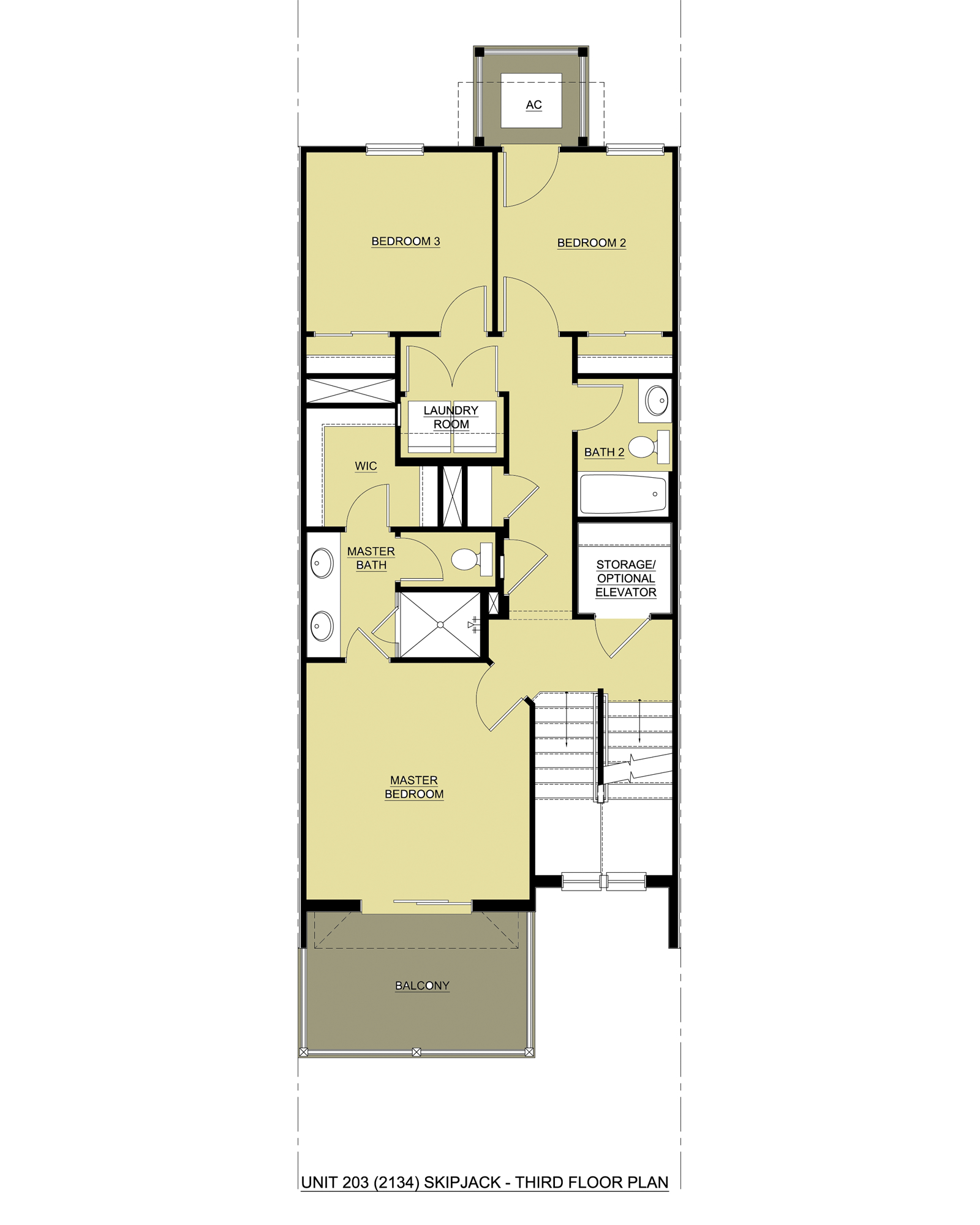 Ashton Woods Apartments: Skipjack W/ Loft New Home Plan For Waterside In Indian