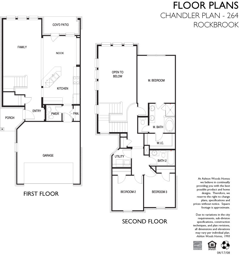 Chandler,  - First Floor