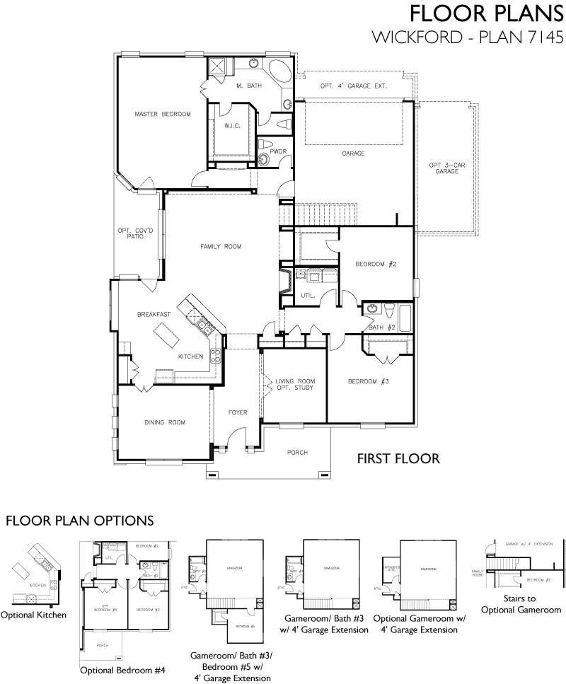 Wickford,  - First Floor