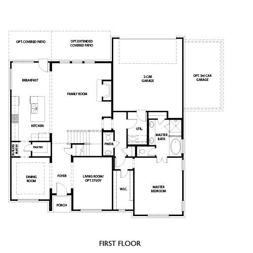 Lincoln,  - First Floor