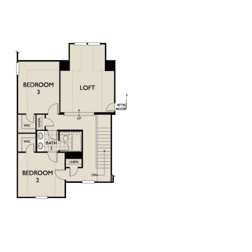 Longview,  - Second Floor