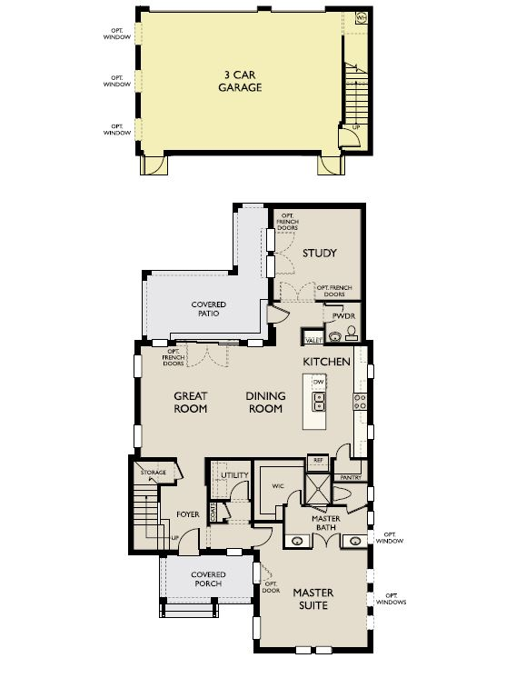 Anderson,  - First Floor