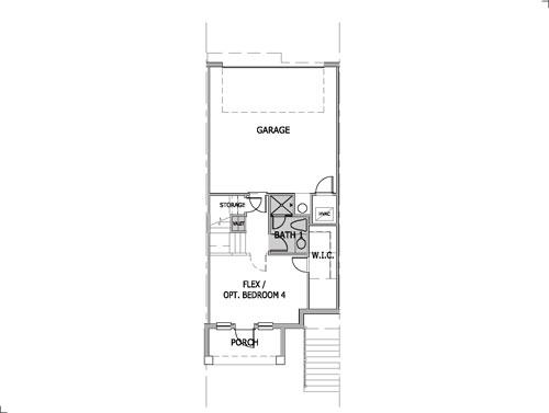 Belmont,  - First Floor Options